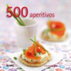 500 aperitivos susannah blake 9788480768634