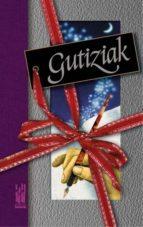 gutiziak 9788481361834