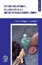 psicologia clinica, psicosomatica y medicina tradicional china carles rodriguez dominguez 9788483520734