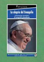 la alegría del evangelio: exhortacion apostolica evangelii gaudiu m-jorge papa francisco bergoglio-9788484075134