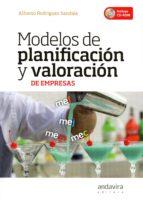 modelos de planificación y valoracion de empresas-alfonso rodriguez sandias-9788484088134