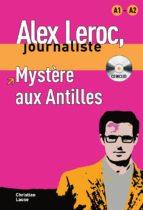 mystere aux antilles (+cd)-9788484433934