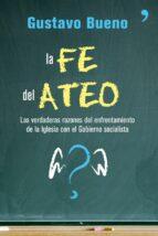 la fe del ateo-gustavo bueno-9788484606734