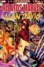 relatos marvel de alan davis-alan davis-chris claremont-9788490245934