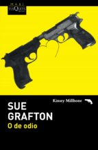 o de odio-sue grafton-9788490660034