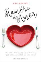 hambre de amor ana moreno 9788491110934