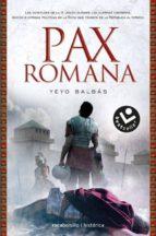 pax romana-yeyo balbas-9788492833634