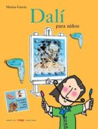 dali for children-marina garcia-9788493336134
