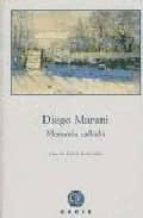 memoria callada diego marani 9788493376734