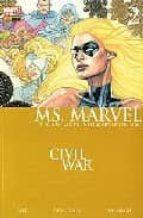 ms. marvel nº 2: civil war brian reed 9788496871434