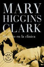 misterio en la clinica mary higgins clark 9788497595834