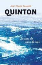 quinton: la cura de agua de mar jean claude seconde 9788497778534