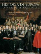 (pe) historia de europa a traves de sus documentos-feliciano novoa-9788497858434