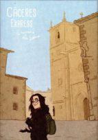 cáceres express-julia lama-9788498524734
