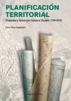 planificacion territorial felix pillet capdepon 9788499404134