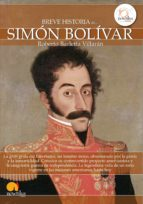 breve historia de simón bolívar (ebook)-barletta roberto-9788499672434