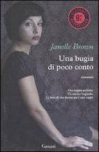 una bugia di poco conto-janelle brown-9788811682134