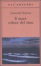 il mare colore del vino-leonardo sciascia-9788845925634