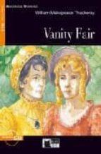 vanity fair. book + cd william makepeace thackeray 9788877549334