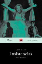 insistencias (ebook)-luis caño-9789502326634