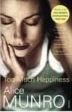 too much happiness-alice munro-9780099552444
