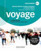voyage b1+ student book + workbook  oosp with key-9780190527044