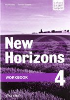 new horizons 4 workbook 9780194134644