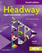 new headway upper intermediate student s book+workb00k w/o pk 4e 9780194718844