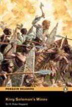 penguin readers level 4 king solomon's mines (libro + cd) henry rider haggard 9781405879644