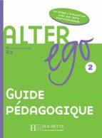 alter ego 2 (guide pedagogique)-9782011554444