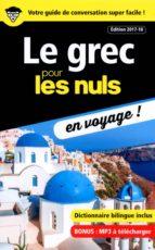 LE GREC POUR LES NULS EN VOYAGE ! NE