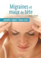 le petit livre de - migraines et maux de tête (ebook)-marc schwob-9782754026444