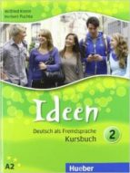 ideen 2 kursbuch (libro alumno) 9783192018244