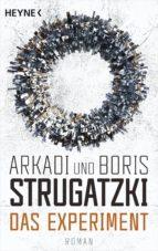 das experiment (ebook)-arkadi strugatzki-boris strugatzki-9783641221744