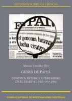 genes de papel (ebook)-matiana gonzalez silva-9788400098544