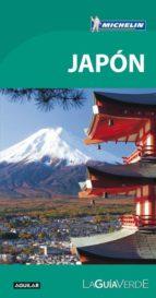 japon 2017 (la guia verde) 9788403516144