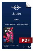 japón 6. tokio (ebook) 9788408188544