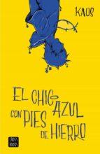 el chico azul con pies de hierro (ebook)-9788408205944
