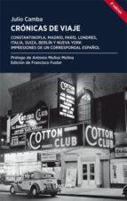 cronicas de viaje: impresiones de un corresponsal español-julio camba andreu-9788415174844