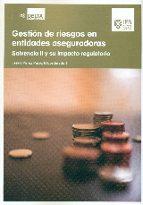 gestion de riesgos en entidades aseguradoras-jesus (coord.) perez perez-9788416383344
