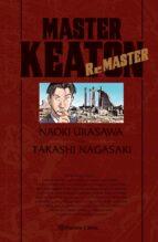 master keaton re. master-naoki urasawa-9788416816644