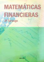 matematicas financieras j.p. tarango 9788417119744