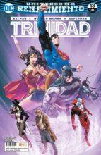 batman / superman / wonder woman: trinidad nº 13 (renacimiento) rob williams 9788417316044