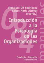 introduccion a la psicologia de las organizaciones-9788420635644