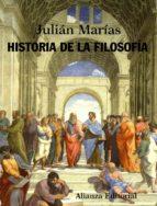 historia de la filosofia-julian marias-9788420691244