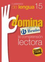 cuadernos domina lengua 15 comprension lectora 5-9788421669044