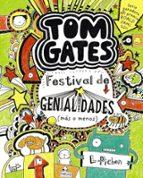 tom gates 3 : festival de genialidades mas o menos liz pichon 9788421688144