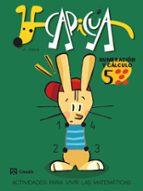 capicua: numeracion y calculo (5º educacion infantil) angel alsina i pastells 9788421832844