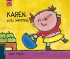 karen goes shopping slegers liesbet 9788426391544