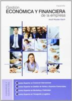 gestion economica y financiera de la empresa-adolf rodes bach-9788428328944